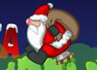 可怜的圣诞老人小游戏
