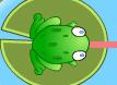 青蛙吃蜻蜓小游戏
